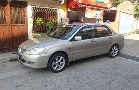Sell Grey 2004 Mitsubishi Lancer in Manila