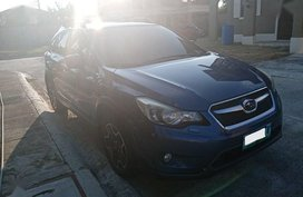 Selling Blue Subaru Xv 2012 in Bacoor