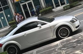 Sell Silver 2000 Audi Tt Coupe / Roadster in Taguig City