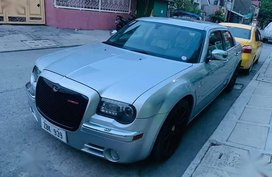 Silver Chrysler 300c 2006 for sale in Quezon City