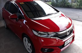 Selling Red Honda Jazz 2018 in Manila