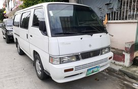 2010 Nissan Urvan Vx 2.7 Shuttle