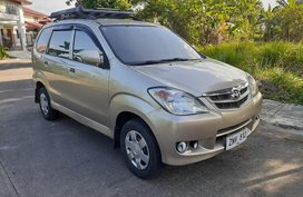 2008 Toyota Avanza J 1.3 vvti Manual Orig Private