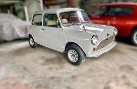 White Mini Cooper 1969 for sale in Manila