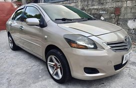 Cream Toyota Vios 2012 for sale in Quezon City