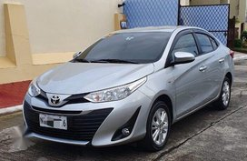 Selling Silver Toyota Vios 2019 in Parañaque