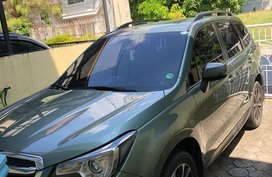 Sell Grey 2016 Subaru Forester in Paranaque City