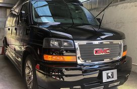 GMC Savana 7-Seater Luxury Conversion Van 2016