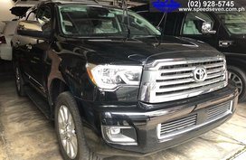 Brand New Toyota Sequoia (CAPTAIN SEATS) Platinum 2019