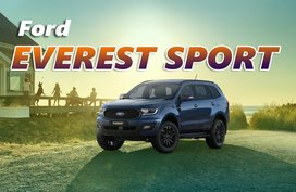 Launched: 2020 Ford Everest Sport adds spice to the Blue Oval midsize SUV lineup