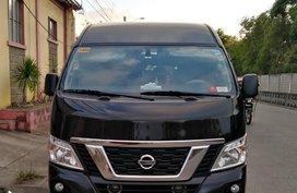 Selling Black Nissan Urvan in Manila