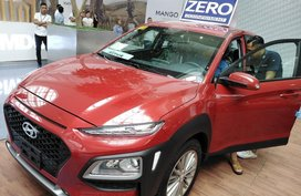 Selling Red Hyundai KONA 2019 in Manila
