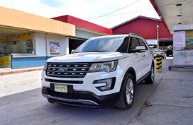 2016 Ford Explorer 2.3 Ecoboost AT  Super Fresh 1.588m Nego Batangas Area