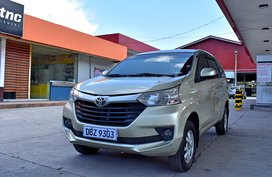 2016 Toyota Avanza MT Super Fresh New Look 528t Nego