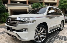 2018 Toyota Landcruiser VX Platinum edition Dubai Version
