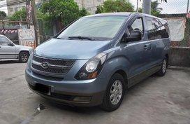 Selling Blue Hyundai Trajet 2007 in Quezon City