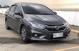 Selling Grey Honda City 2018 in Quezon City