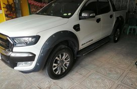 Sell White 2015 Ford Ranger Truck in Caloocan