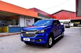 2018 Chevrolet Colorado MT 718t Nego Batangas Area