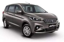 All New Suzuki Ertiga GLX 2020