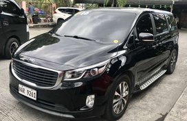 2017 Kia Grand Carnival 2.0L CRDi AT