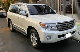 2015 Toyota Land Cruiser vxtd
