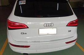 Sell White 2015 Audi Q5 SUV / MPV in Manila