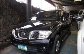 Sell Black 2010 Nissan Navara Truck in Manila