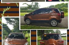 Sell Orange 2018 Ford Ecosport SUV / MPV in Mandaluyong