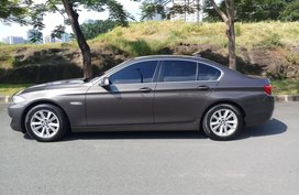 Selling Grey Bmw 520D 2012 Sedan in Manila