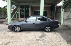 Sell Grey 1995 Toyota Corolla in Dasmarinas