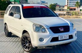 Selling White Honda Cr-V 2006 SUV / MPV in Manila