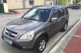 Grey Honda Cr-V 2005 SUV / MPV for sale in Manila