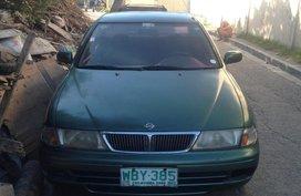 Sell Green 1998 Nissan Sentra Sedan at Manual in  at 180000 in Las Piñas