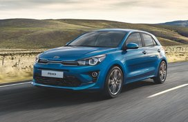 2021 Kia Rio debuts design update, hybrid powertrain, more tech