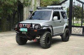 Selling Silver Suzuki Jimny 2012 SUV / MPV in Manila