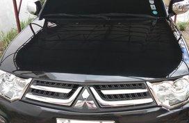 Black Mitsubishi Montero 2014 SUV / MPV for sale in Parañaque