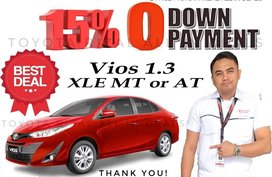 Toyota Vios 2020 for sale in Cainta