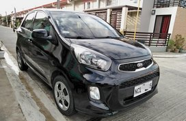 Black Kia Picanto 2016 SUV / MPV for sale in Cavite