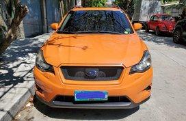 Selling Orange Subaru Xv 2012 Hatchback in Manila