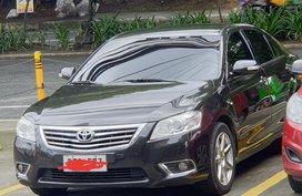 Sell Black 2010 Toyota Camry Sedan in Quezon City
