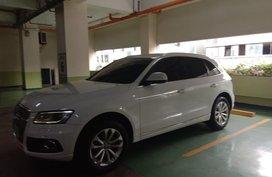 Sell White 2015 Audi Q5 SUV / MPV in Manila