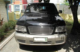 Sell Black 2003 Isuzu Trooper SUV / MPV in Marikina
