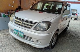 Sell White 2011 Mitsubishi Adventure SUV / MPV in Manila