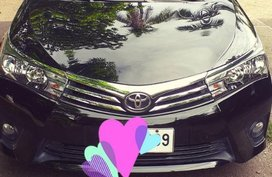 Sell Black Toyota Corolla altis in Manila