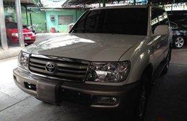 White Toyota Land Cruiser 1998 SUV / MPV for sale in Manila