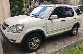 Selling White Honda Cr-V 2005 in Quezon City