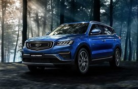 2020 Geely Azkarra launched: High-tech features you'll find in the new crossover