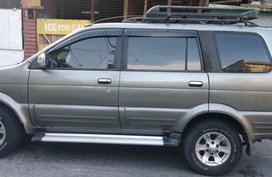isuzu crosswind 2006 model slight neg