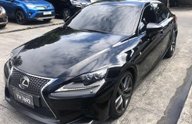 2015 Lexus IS 350 F Sport AT